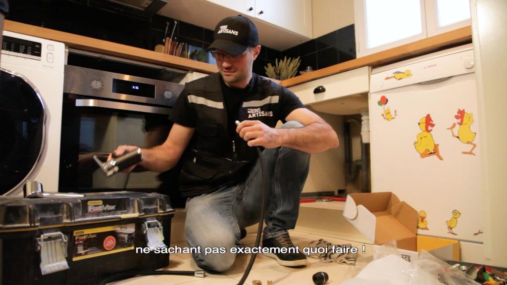 vidéo corporate-les-bons-artisans-plombier